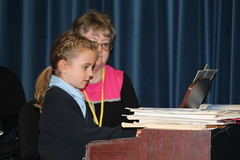 Reception - Year 2 Music Festival: 14 March (cranford_house) Tags: music year1 year2 reception