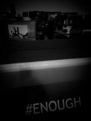 #ENOUGH : Empty Classroom (DrCuervo) Tags: nomore neveragain walkout politics righttolive civilrights students classroom guns nra florida shootingvictims enough