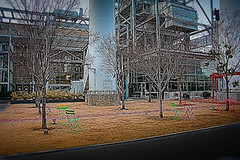Nothing Yet (Jims_photos) Tags: trees texas topazsoftware topazlabssoftware topazlabs unitedstates outdoor outside oldmemories adobelightroom adobephotoshop austintexas austintx austin shadows daytime downtown jimallen jimsphotos jimsphotoswimberleytexas lightroom nopeople nikond750