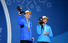 Paralympic_Medal_plaza_03 (KOREA.NET - Official page of the Republic of Korea) Tags: pyeongchang 2018pyeongchangwinterparalympic olympicplaza medal medalist medalplaza 평창 평창올림픽플라자 패럴림픽 2018평창동계패럴림픽 메달플라자 금메달 메달리스트 medalceremony