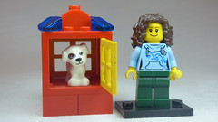Brick Yourself Custom Lego Figure Animal Rescuer