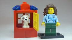Brick Yourself Custom Lego Figure Animal Rescuer