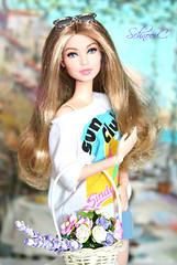 Gigi Hadid Barbie (КристинаCristina) Tags: barbie gigi hadid mattel doll dollphotographer dollcollector toys