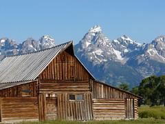 TA Moulton Barn-Grand Teton (jb10okie) Tags: nps summer vacation travel wyoming grandteton grandtetonsnationalpark usa america mountains