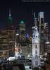 Philadelphia Night (20180317-DSC02566-Edit) (Michael.Lee.Pics.NYC) Tags: philadelphia aerial loewsphiladelphia cityhall williampenn comcastcenter comcasttechnologycenter bnymcenter onelibertyplace tower skyscraper night longexposure marketstreet sony a7rm2 fe24105mmf4g