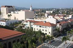 Santa Barbara (davidjamesbindon) Tags: town street heritage historic old buildings america states united usa california barbara santa