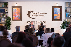 Coffee House with Al Gore | GESF 2018 (#GESF Photos are available rights free.) Tags: al gore gesf teacher education thecoffeehouse globaleducationskillsforum2018 globaleducationskillsforum varkeyfoundation atlantis thepalm dubai gesf2018 globalteacherprize 1millionaward changinglivesthrougheducation