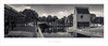 Travelogue (Parallax Corporation) Tags: zwolle netherlands holland panoramic blackwhite monochrome sonyfe35mm28 sonya7rii riverside