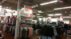 Better view of center-store (Retail Retell) Tags: gap factory store outlet closing closure liquidation sale south lake centre southaven ms desoto county retail tanger relocation