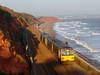 143603 & 143619 Dawlish (1) (Marky7890) Tags: gwr 143603 143619 class143 pacer 2t21 dawlish railway devon rivieraline train