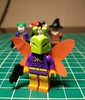 Close Enough to Classic (Red Flannel) Tags: killer moth lego batman game minifigure