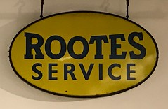 Rootes Service (yellow book) Tags: coventry warwickshire coventry2021 coventrycityofculture cityofculture
