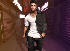 #N16 (dumeric_asp) Tags: catwa bento signature event avatar sl gabriel gb men fashion mens