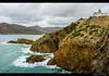 Faro en Portman (Milo10050) Tags: faro mar acantilado clift mediterraneo roca barco agua olas oleage murcia españa spain oceano nubes temporal naturaleza bonito costa cartagena turismo paisaje