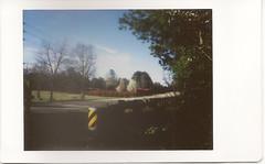 Instax Dorsey Road Springtime (Neal3K) Tags: instaxmini90 instax instantphoto henrycountyga georgia filmcamera