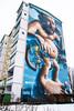 Mural (Maria Eklind) Tags: mural smugone colorful artscape malmö smug reflection spegling sweden graffiti streetart holma art colour skånelän sverige se