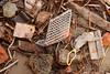 Iron Flotsam (gripspix (OFF)) Tags: 20180308 junkyard schrottplatz quarry steinbruch ausrangiert scrapped scrap schrott discarded weggeworfen sillleben stilllife