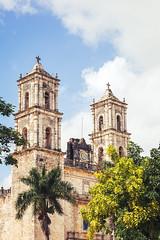 Catedral de Valladolid (julien.ginefri) Tags: mexico méxico america latinamerica yucatán yucatan valladolid