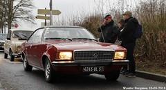 Opel Commodore GS 1973 (XBXG) Tags: 4245ql51 opel commodore gs 1973 opelcommodore 31ème salon champenois du véhicule de collection belles champenoises 2018 époque reims marne 51 grand est grandest champagne ardennes france frankrijk vintage old classic german car auto automobile voiture ancienne allemande deutsch vehicle outdoor