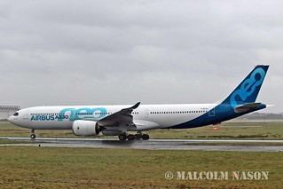 A330-941.NEO F-WTTN AIRBUS INDUSTRIE