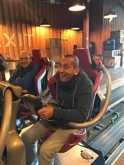 Rollercoaster Bluestar - Europapark Rust