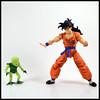Yamcha v Saibaman (Corey's Toybox) Tags: yamcha dragonballz dbz anime shfiguarts actionfigure figure toy saibaman