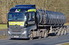 MB Actros - CLEARWATER Glasgow (scotrailm 63A) Tags: lorries trucks tankers