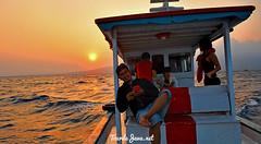 Perahu Jelajah Ujung Kulon (Wisata Pulau Jawa) Tags: ujungkulon tamannasional banten konservasi wisataalam sunrise kapal perahu jelajah