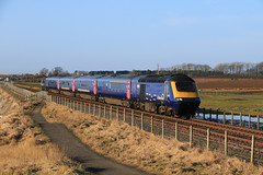 Scotrail Training HST (60044) Tags:
