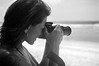 365, Day 269 (clarissa___t) Tags: portraits family nikon guam chamorro love beach ocean sand qualitytime mother mom blackandwhite bw photographer