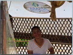 Apsaras Beach Resort & Spa (Peterspixel from Peter Althoff) Tags: thailand thai khao lak strand patrolienboot 813 tsunami 2004 buretpadungkit monument ko panyi เกาะปันหยี muslim phang nga province koh panyee island ტაილანდი ფანგნგა კოპანი earthquake indian ocean phuket ban nam khem memorial center ozean kho royal army outdoor frosch frog gego beach palm tree sea animal sonnenuntergang sunset spa sonne clouds wolken sun nacht night nightlife flower blume garten