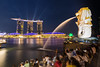 801A9301 (鹽味九K) Tags: singapore 新加坡 sg 萊佛士坊 rafflesplace 濱海灣金沙酒店 marinabaysands 魚尾獅公園 merlionpark
