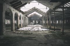 Let it snow (Attilio Frignati) Tags: abandoned abbandono urbex urbanexploration canoneos70d ruined snow decay