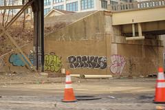 Swis, Prove, Ratkid, Ex (NJphotograffer) Tags: graffiti graff new jersey nj swis prove rk ratkid 2wcrew 2w crew ex exone