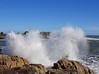 Splash! (Robert Dennis Photography) Tags: walkerspoint kennebunkport maine winter nor'easter bigwaves