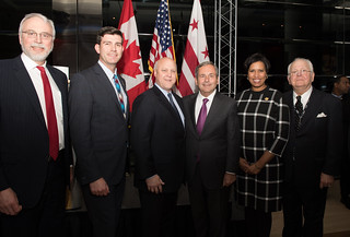 January 25, 2018 USCMDC and Canada Reception