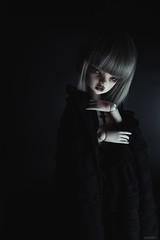 Rebecca (izlomdoc) Tags: doll dolls dim chateau laia bjd balljoineddoll dollfie nikon 105mm f25 ais portrait girl gothic sony a7