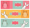 Tribal egg and Easter bunny banners set (tuane_lira) Tags: art artistic backdrop background card celebrate clipart colorful concept cover creative curves decorative design easter egg elegant ethnic family floral flower greeting holiday illustration ornament pastel tones painting red season seasonal shape style swirls symbol tribal traditional transparency vector rabbit bunny cartoon warm cute nice festive banner set series