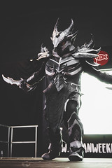 """Japan Weekend Barcelona 2018 Pasarela Cosplay • <a style=""""font-size:0.8em;"""" href=""""http://www.flickr.com/photos/140056126@N03/39875750075/"""" target=""""_blank"""">View on Flickr</a>"""