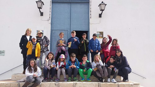 "(2018-03-13) - Visita ermita alumnos Laura,3ºA, profesora religión Reina Sofia - Marzo -  María Isabel Berenguer Brotons (01) • <a style=""font-size:0.8em;"" href=""http://www.flickr.com/photos/139250327@N06/39896836415/"" target=""_blank"">View on Flickr</a>"