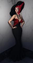 "#backdropcityphotocontest4 - Classy Touch - Gem Sabra ""Haute Couture"" (!!GemS!!) Tags: hillyhaalan lelutka league hellodave maitreyalara backdropcity theplastik"