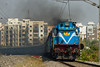 Train 19202 Led by a Beautiful blue VTA ALCO (cyberdoctorind) Tags: ifttt 500px railroad track railway shipment infrastructure transportation system car public train station traffic indian railways locomotives stations yards running ops alco wdm3a vta diesel loco shed