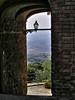 Scorcio Toscano (W@nderluster) Tags: pienza vicolo travel toscana tuscany italia italy viaggi street outdoor colli hills olympus orcia road trip