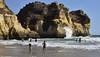 Die Küste bei Três Irmãos; Portimão, Algarve (309) (Chironius) Tags: portugal algarve atlantik atlantischerozean atlanticocean portimão