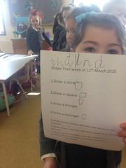 Shape Hunt - Mrs Flood's Class