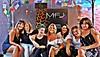 ¡ Mujeres ! (Aprehendiz-Ana Lía) Tags: mujer dona donna flickr nikon alegría díadelamujer fiesta festejo luz argentina mdq femme woman mulher retrato retratti photo imagen analialarroudé frau color joven mujeres argentinas exterior jardín sonrisa smil blanco negro bella belle explore