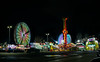 southland mall ride fair (pbo31) Tags: bayarea california nikon d810 color night black dark march 2018 boury pbo31 city urban traveling southlandmall hayward fair butler amusments spinning carnival ride eastbay alamedacounty parkinglot lightstream motion reflection wet rain footloose looping ferriswheel giant