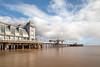 Penarth Pier (carolrowlands) Tags: penarth penarthpier pavilion coast valeofglamorgan longexposure seascape