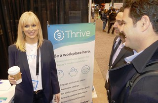 Jordan Wimmer CEO and Founder of Thrive Savings at DX3