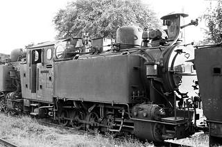 DR 99 1692-5 (ex 99 692; Nachbau Sächs.Sts.E.B. VI K; Hartmann 1925) Bw Wilsdruff i.R.